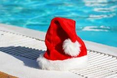 Tropische Kerstmis stock afbeeldingen