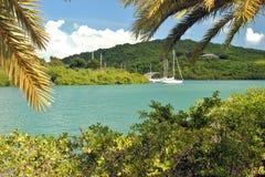 Tropische Landschaft 2 Lizenzfreie Stockbilder