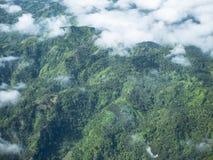 Tropische Landschaft auf den Philippinen lizenzfreies stockbild