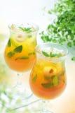 Tropische Mojito Stock Foto