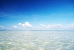 Tropische Overzees Stock Foto's