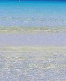 Tropische overzees Royalty-vrije Stock Foto's