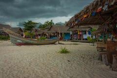 Tropische Phi Phi-Insel im Land des Lächelns, Thailand Stockbilder