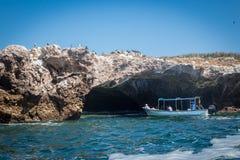 Tropische Rücksortierung Puerto Vallarta Bester Strand in Mexiko Der Ozean-Ansicht Lizenzfreies Stockfoto