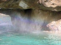 Tropische Regenboog royalty-vrije stock foto's