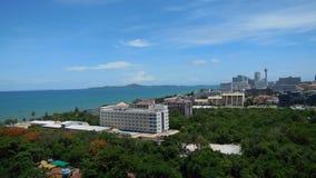 Tropische Seeansicht Stockfoto