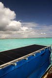 Tropische Sonnenenergie lizenzfreies stockbild
