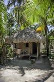 Tropische Strandhütte Stockbilder