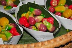 Tropische Thaise snack royalty-vrije stock foto