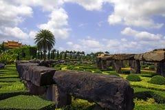 Tropische Tuin Royalty-vrije Stock Foto