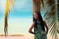 Tropische vakantie Stock Afbeeldingen