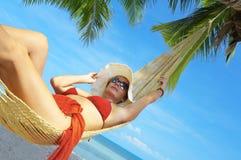 Tropische vakantie Stock Foto's