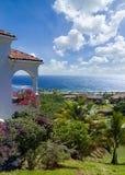 Tropische villa's Royalty-vrije Stock Afbeelding