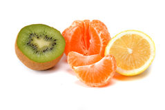 Tropische vruchten Stock Foto's