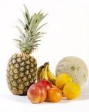 Tropische Vruchten Royalty-vrije Stock Afbeeldingen