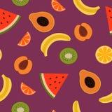 Tropische vruchten Royalty-vrije Stock Foto