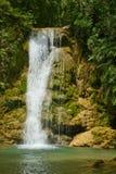 Tropische Wasserfälle Lizenzfreie Stockfotografie