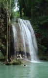 Tropische waterval Stock Afbeeldingen