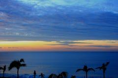 Tropische zonsopgang Stock Foto's