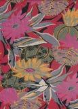 Tropischer abstrakter Hintergrund Stockbilder
