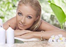 Tropischer Badekurort Lizenzfreie Stockbilder