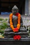 Tropischer Buddha lizenzfreie stockbilder