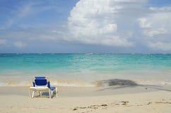 Tropischer karibischer Strand