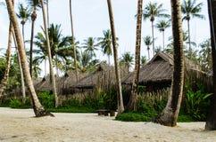 Tropischer schöner Strand auf der Insel Koh Kood, Thailand lizenzfreie stockfotos