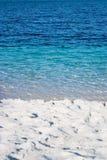 Tropischer See Stockfotografie