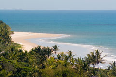 Tropischer Strand Lizenzfreie Stockfotografie