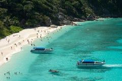 Tropischer Strand Lizenzfreies Stockbild