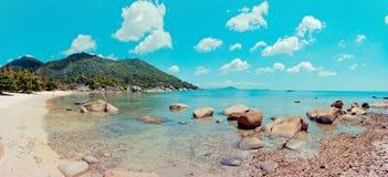 Tropischer Strand im KOH Samui, Thailand Stockbilder