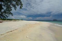 Tropischer Strand in Ko Adang Satun-Provinz thailand Stockbilder