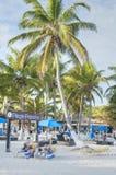 Tropischer Strand - Langkawi Stockfoto