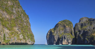 Tropischer Strand - Langkawi Lizenzfreies Stockfoto
