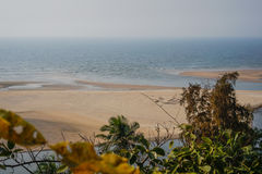Tropischer Strand - Langkawi lizenzfreies stockbild
