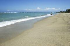 Tropischer Strand Südluzon Philippinen Lizenzfreie Stockbilder