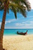 Tropischer Strand, Thailand Lizenzfreies Stockbild