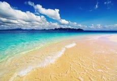 Tropischer Strand, Thailand Lizenzfreie Stockfotografie