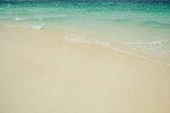 Tropischer Strand in Thailand Lizenzfreies Stockbild