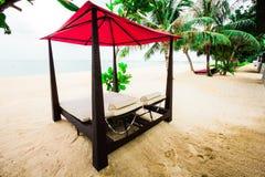 Tropischer Strand Thailands, Patong Phuket Stockbild