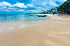 Tropischer Strand Thailands, Patong Phuket Lizenzfreies Stockfoto