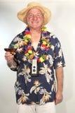 Tropischer Tourist lizenzfreie stockfotos