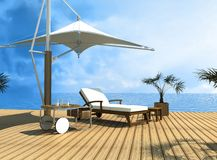 Tropischer Traum Lizenzfreies Stockbild
