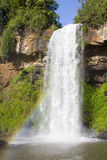 Tropischer Wasserfall Stockfotos