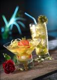 Tropisches Cocktail Lizenzfreie Stockbilder