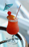 Tropisches Cocktail Lizenzfreie Stockfotos