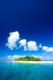 Tropisches Inselparadies stockbild