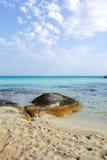 Tropisches Meer Stockfotografie