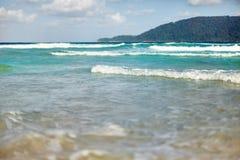 Tropisches Meer Lizenzfreies Stockbild